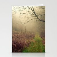 Mindfulness in Nature Stationery Cards
