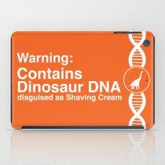 Dinosaur DNA iPad Case