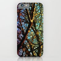 iPhone & iPod Case featuring Colourful tree by Efua Boakye