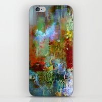 A contemporary place iPhone & iPod Skin