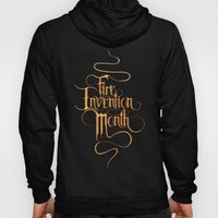 Fire Invention Month Hoody