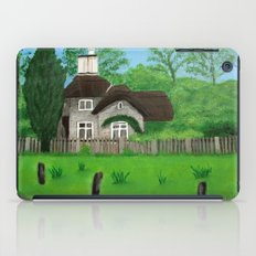 Cottage---Longleat safari park iPad Case