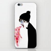 Jealousy Snaking Up Again iPhone & iPod Skin