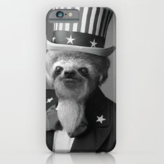 Life as an American Sloth iPhone 6 Slim Case