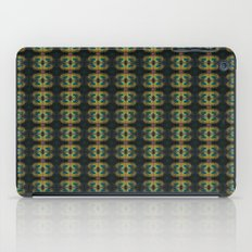 Peacock Bead Abstract iPad Case