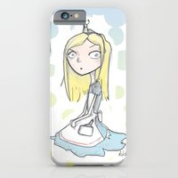 iPhone & iPod Case featuring Alice by Ashley K. Alexander