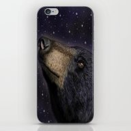 iPhone & iPod Skin featuring Looking To The Stars by TMootrey