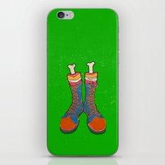 Coulrophobia (Clown Phobia) iPhone & iPod Skin