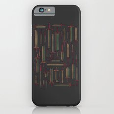 Bunch of Blades iPhone 6 Slim Case