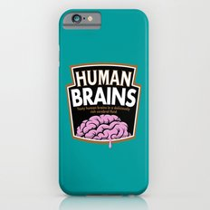 Human Brains iPhone 6s Slim Case