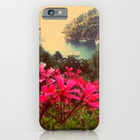iPhone & iPod Case featuring A little piece of paradise by Anna Andretta