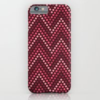 iPhone & iPod Case featuring Pink Pop 2 by Manuela