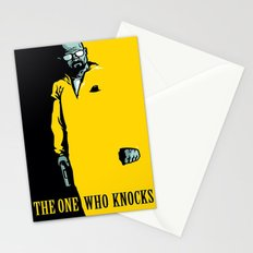 Breaking Bad Knocking Stationery Cards