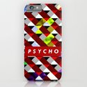 PSYCHO iPhone & iPod Case