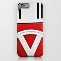 vw iPhone & iPod Cases featuring VW by Jamie Klock
