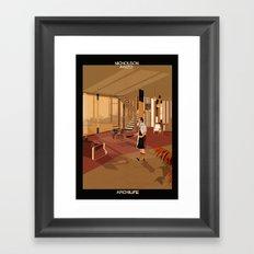 Nicholson Aalto Framed Art Print