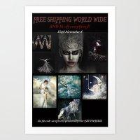 November 2015 Promo Art Print