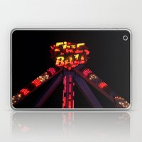 Fire Ball Laptop & iPad Skin