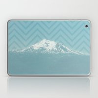 Portland Snowcaps Laptop & iPad Skin