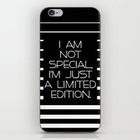 Special Edition iPhone & iPod Skin