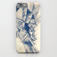 Polygon Tower iPhone 6 Slim Case