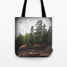 The Rocky Edge Tote Bag