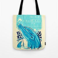 Aquatic problem Tote Bag