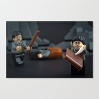 Tom Riddle Canvas Print
