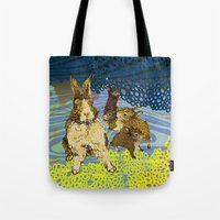 Little Family Tote Bag