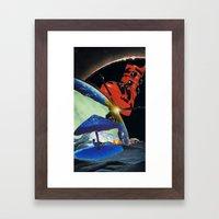 arsicollage_14 Framed Art Print