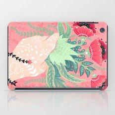 Pink Bouquet iPad Case
