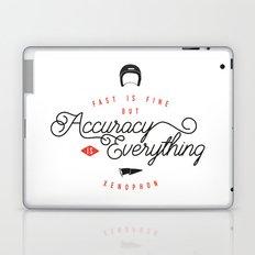 Xenophon - Accuracy Laptop & iPad Skin