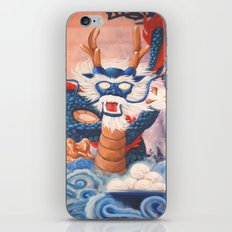 Pearls of Wisdom iPhone & iPod Skin