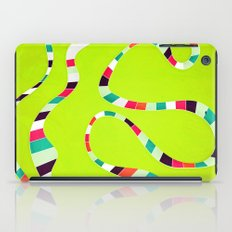 Snake in the Grass iPad Case