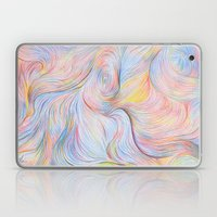 Wind I - Colored Pencil Laptop & iPad Skin