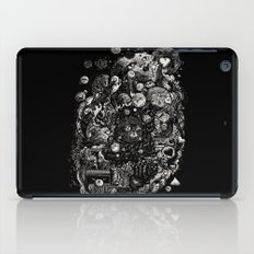 Spark-Eyed Oblivion Cascade Blues iPad Case