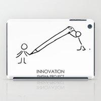 INNOVATION by ISHISHA PROJECT iPad Case