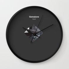 Gemstone - Mithril Wall Clock