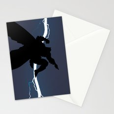 Bat Knight Returns Stationery Cards