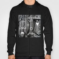 Our Bones Leave Messages Hoody