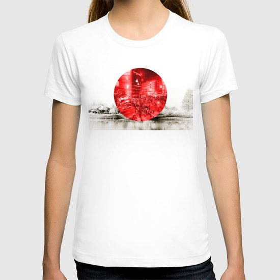 Land of the Rising Sun T-shirt