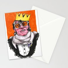 King Choker Stationery Cards