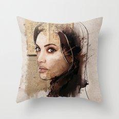 A.J. Throw Pillow