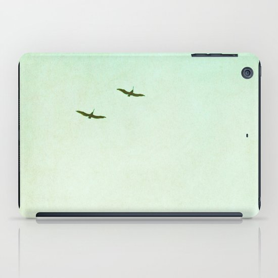 Two of a Kind iPad Case