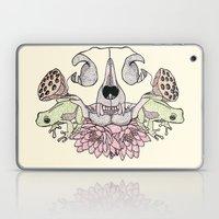Cat Skull Laptop & iPad Skin