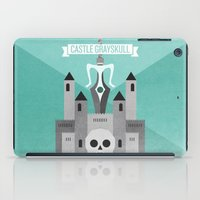 Castle Grayskull iPad Case