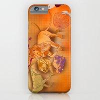 Raining Cats iPhone 6 Slim Case