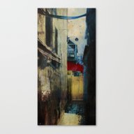 Winter Rust Canvas Print