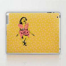 Jump Rope Rhyme Laptop & iPad Skin