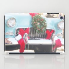 Holiday Cruisin' iPad Case
